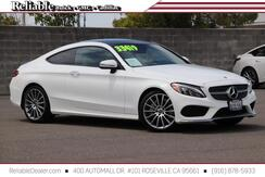 2018_Mercedes-Benz_C-CLASS_Coupe_ Roseville CA