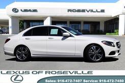 2018_Mercedes-Benz_C-Class__ Roseville CA