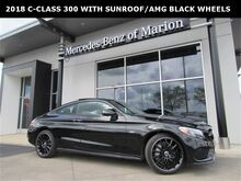 2018_Mercedes-Benz_C-Class_300 4MATIC® Coupe_ Marion IL