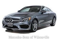 2018_Mercedes-Benz_C-Class_300 4MATIC® Coupe_ Portland OR