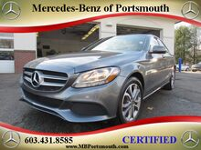 2018_Mercedes-Benz_C-Class_300 4MATIC® Sedan_ Greenland NH