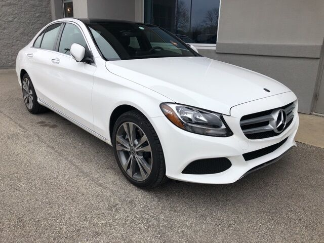 2018 Mercedes-Benz C-Class 300 4MATIC® Sedan Indianapolis IN