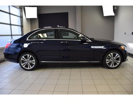 2018_Mercedes-Benz_C-Class_300 4MATIC® Sedan_ Medford OR