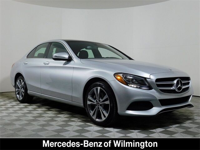 2018 Mercedes-Benz C-Class 300 4MATIC® Sedan Wilmington DE