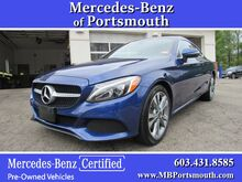 2018_Mercedes-Benz_C-Class_300 4MATIC® Coupe_ Greenland NH