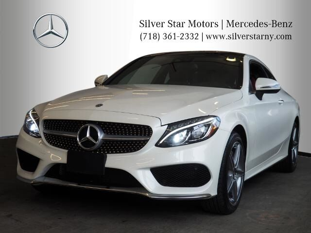 2018 Mercedes-Benz C-Class 300 4MATIC® Coupe Long Island City NY
