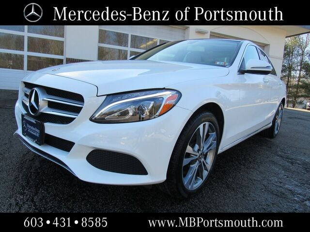 Used Mercedes Benz C Class Greenland Nh