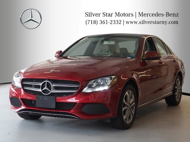 2018 Mercedes-Benz C-Class 300 4MATIC® Sedan Long Island City NY