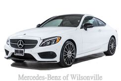 2018_Mercedes-Benz_C-Class_300 Coupe_ Portland OR