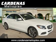 2018_Mercedes-Benz_C-Class_300 Sedan_ McAllen TX
