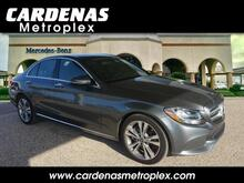 2018_Mercedes-Benz_C-Class_300 Sedan_ Harlingen TX