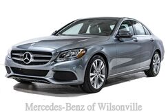 2018_Mercedes-Benz_C-Class_300 Sedan_ Portland OR