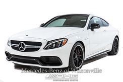 2018_Mercedes-Benz_C-Class_AMG® 63 S Coupe_ Portland OR