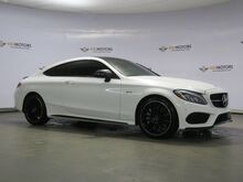 2018_Mercedes-Benz_C-Class_AMG C 43 Night Edition,360 Cam,Nav,Heads Up Display_ Houston TX
