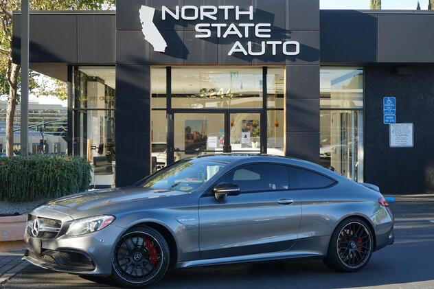 2018_Mercedes-Benz_C-Class_AMG C 63 S_ Walnut Creek CA