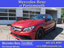 2018_Mercedes-Benz_C-Class_AMG® 63 S Sedan_ Greenland NH