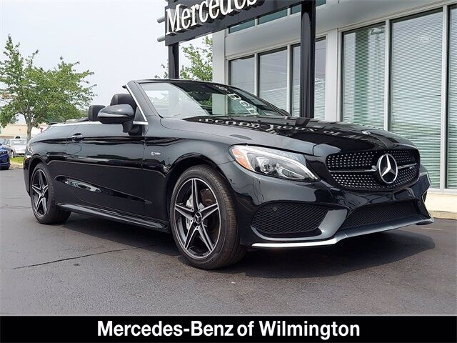 2018 Mercedes-Benz C-Class AMG® C 43 Cabriolet Wilmington DE