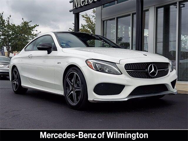 2018 Mercedes-Benz C-Class AMG® C 43 Coupe Wilmington DE