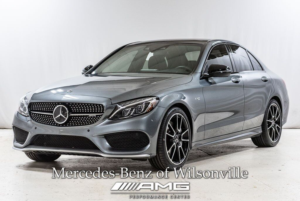 2018 Mercedes-Benz C-Class AMG® C 43 Sedan Wilsonville OR