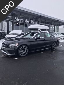 2018_Mercedes-Benz_C-Class_AMG® C 43 Sedan_ Yakima WA