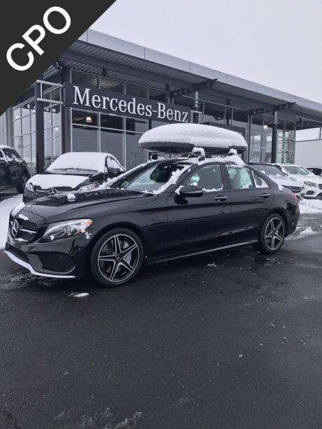 2018 Mercedes-Benz C-Class AMG® C 43 Sedan Yakima WA