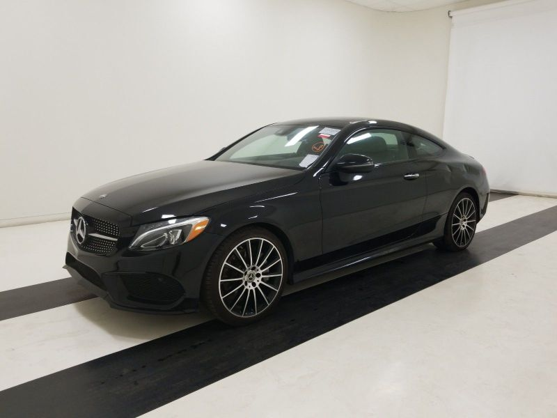 2018 Mercedes-Benz C-Class C 300 (03/18) SPORT PACKAGE / P01 / NIGHT PACKAGE/19AMG Monterey Park CA