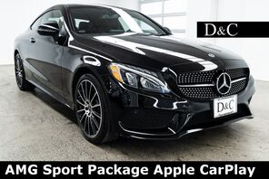 2018_Mercedes-Benz_C-Class_C 300 4MATIC AMG Sport Package Apple CarPlay_ Portland OR