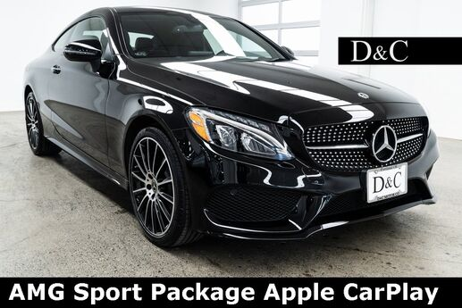 2018 Mercedes-Benz C-Class C 300 4MATIC AMG Sport Package Apple CarPlay Portland OR