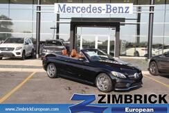 2018_Mercedes-Benz_C-Class_C 300 4MATIC® Cabriolet_ Madison WI