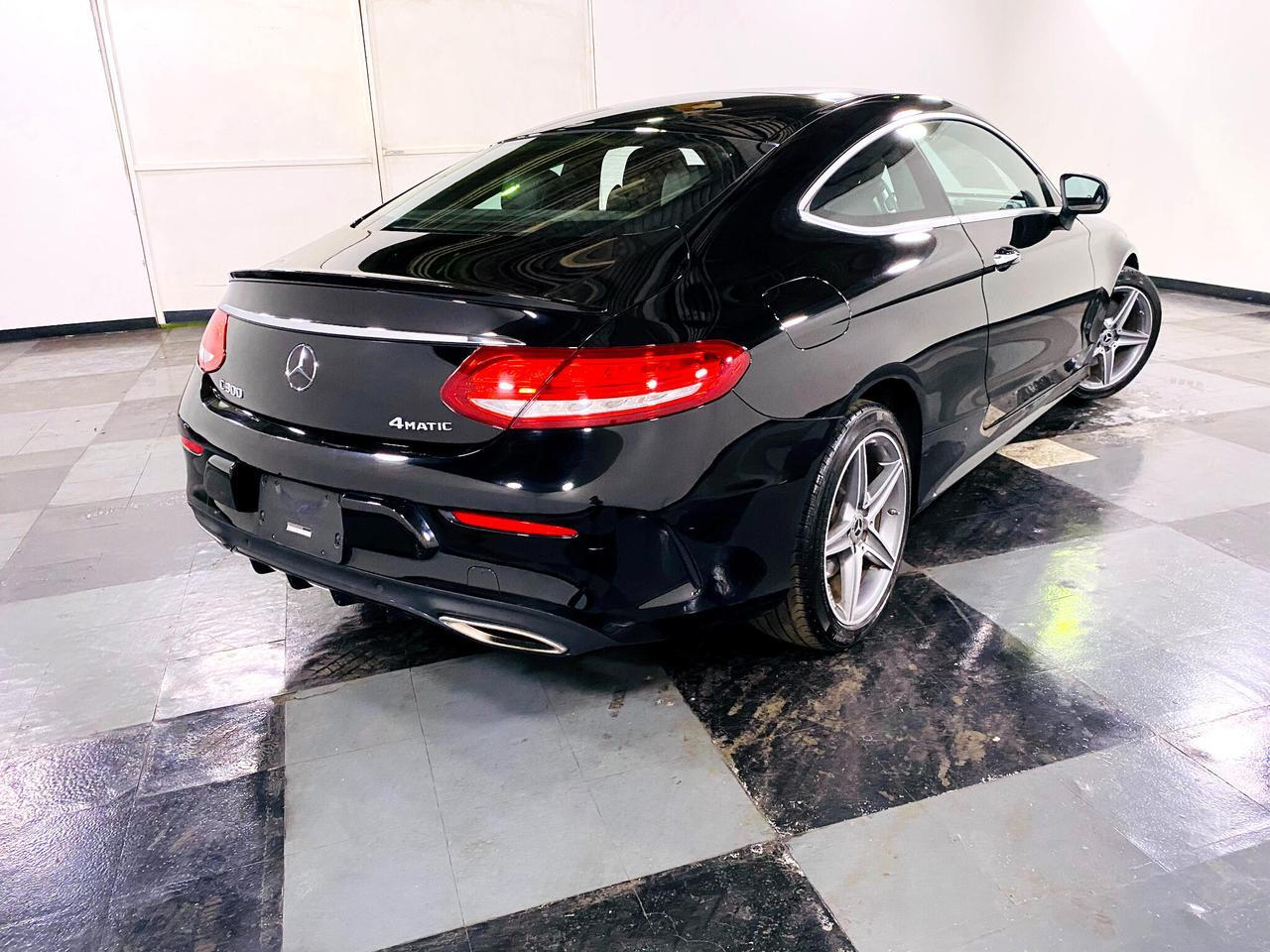 2018 Mercedes-Benz C-Class C 300 4MATIC Coupe w/Backup Camera Burmester Sound Jersey City NJ