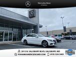 2018 Mercedes-Benz C-Class C 300 4MATIC®** ALL WHEEL DRIVE **