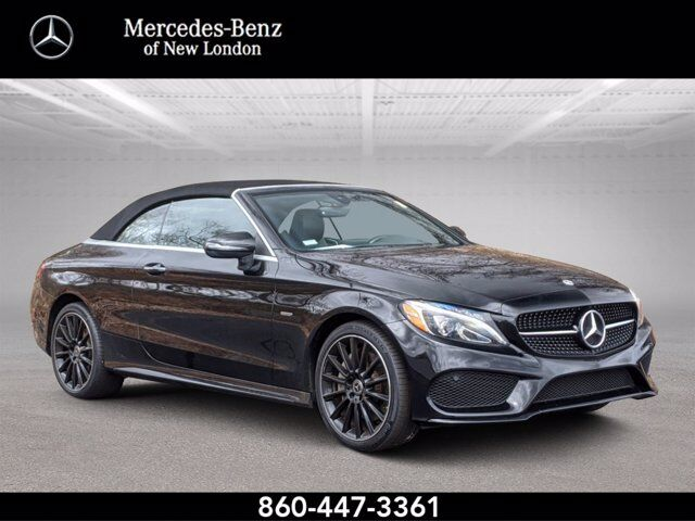 2018 Mercedes-Benz C-Class C 300 4MATIC® Cabriolet New London CT