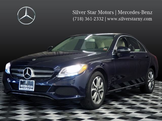 2018 Mercedes-Benz C-Class C 300 4MATIC® Sedan Long Island City NY