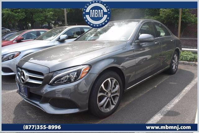 2018 Mercedes-Benz C-Class C 300 4MATIC® Sedan Morristown NJ