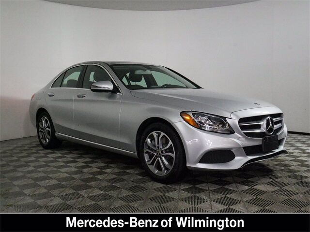 2018 Mercedes-Benz C-Class C 300 4MATIC® Sedan Wilmington DE