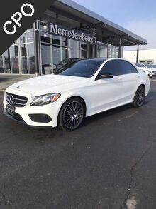 2018_Mercedes-Benz_C-Class_C 300 4MATIC® Sedan_ Yakima WA