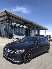 2018_Mercedes-Benz_C-Class_C 300 4MATIC® Sedan_ Yakima WA