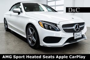 2018_Mercedes-Benz_C-Class_C 300 AMG Sport Heated Seats Apple CarPlay_ Portland OR