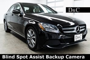 2018_Mercedes-Benz_C-Class_C 300 Blind Spot Assist Backup Camera_ Portland OR