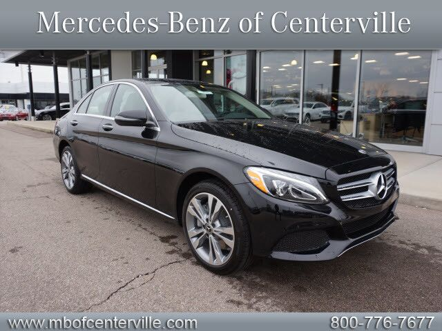 2018 mercedes benz c class c 300 centerville oh 22153508 for Bob ross mercedes benz