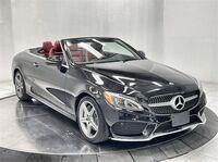 Mercedes-Benz C-Class C 300 Convertible AMG SPORT,NAV,CAM,HTD STS,BLIND 2018