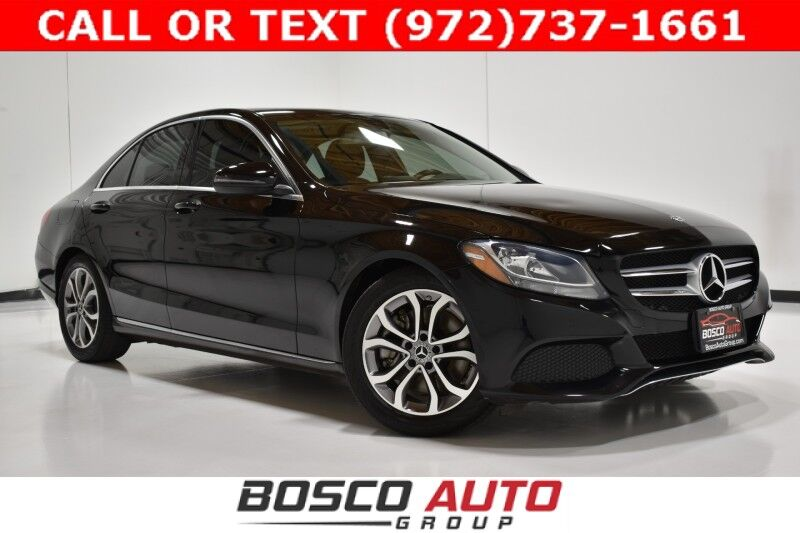 2018 Mercedes-Benz C-Class C 300 Flower Mound TX