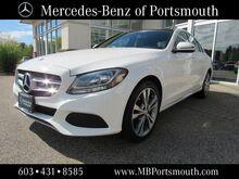 2018_Mercedes-Benz_C-Class_C 300_ Greenland NH
