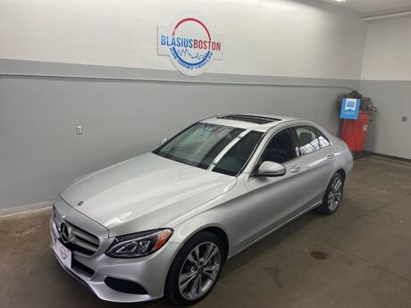 2018 Mercedes-Benz C-Class C 300 Holliston MA