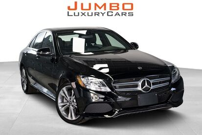 2018_Mercedes-Benz_C-Class_C 300_ Hollywood FL