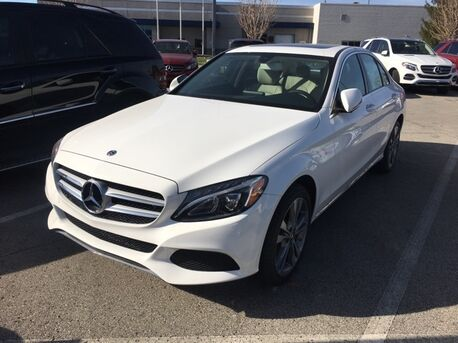 2018_Mercedes-Benz_C-Class_C 300_ Indianapolis IN