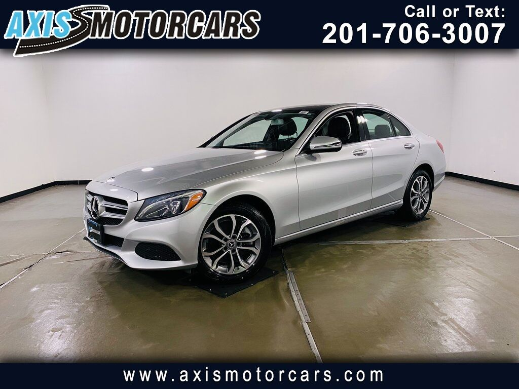 2018 Mercedes-Benz C-Class C 300 Jersey City NJ