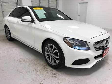 2018_Mercedes-Benz_C-Class_C 300_ Mercedes TX