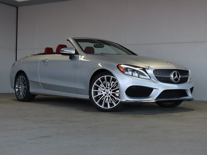 2018 Mercedes-Benz C-Class C 300 Merriam KS