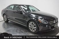 Mercedes-Benz C-Class C 300 NAV READY,CAM,SUNROOF,KEY-GO,17IN WLS 2018